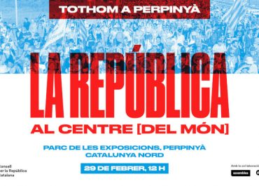 Everybody to Perpignan. The Republic at the centre (of the world)
